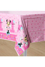 Minnie's Fun To Be One Plastic Table Cover 54x96in