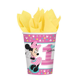 Minnie's Fun to Be One 9oz Cups - 8ct
