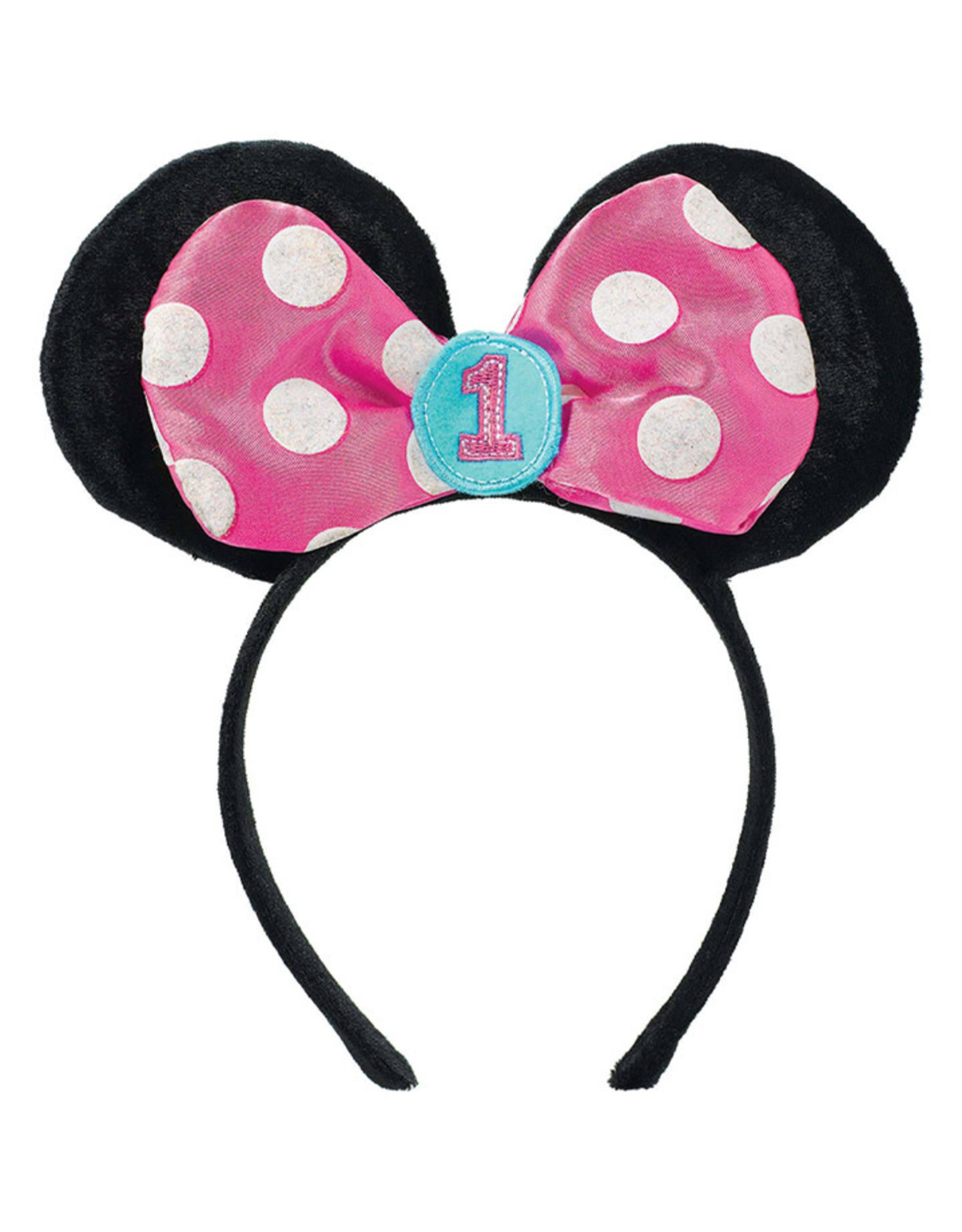Minnie's Fun To Be One Novelty Headband