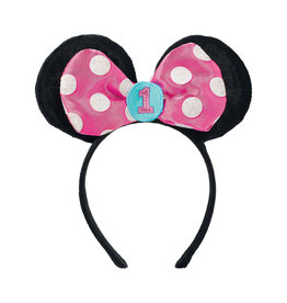 Minnie's Fun To Be One Novelty Headband
