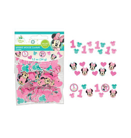 Minnie Fun To Be One Confetti Value Pack