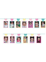 Minnie Fun To Be One Photo Garland - 12ft