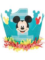 Mickey Fun To Be One Glitter Crown
