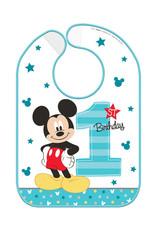 Mickey's Fun To Be One  Baby Bib