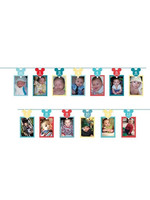 Mickey Fun To Be One Photo Garland - 12ft