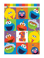Elmo Turns One Loot Bags - 8ct