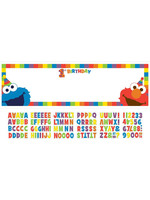 Elmo Turns One Personalized Banner Kit