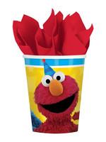 Sesame Street 9oz Paper Cups - 8ct