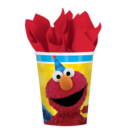 Sesame Street 9oz Paper Cups - 8ct