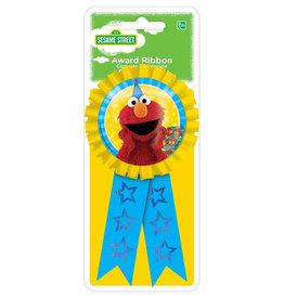 Sesame Street Confetti Pouch Award Ribbon