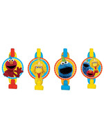 Sesame Street Blowouts - 8ct