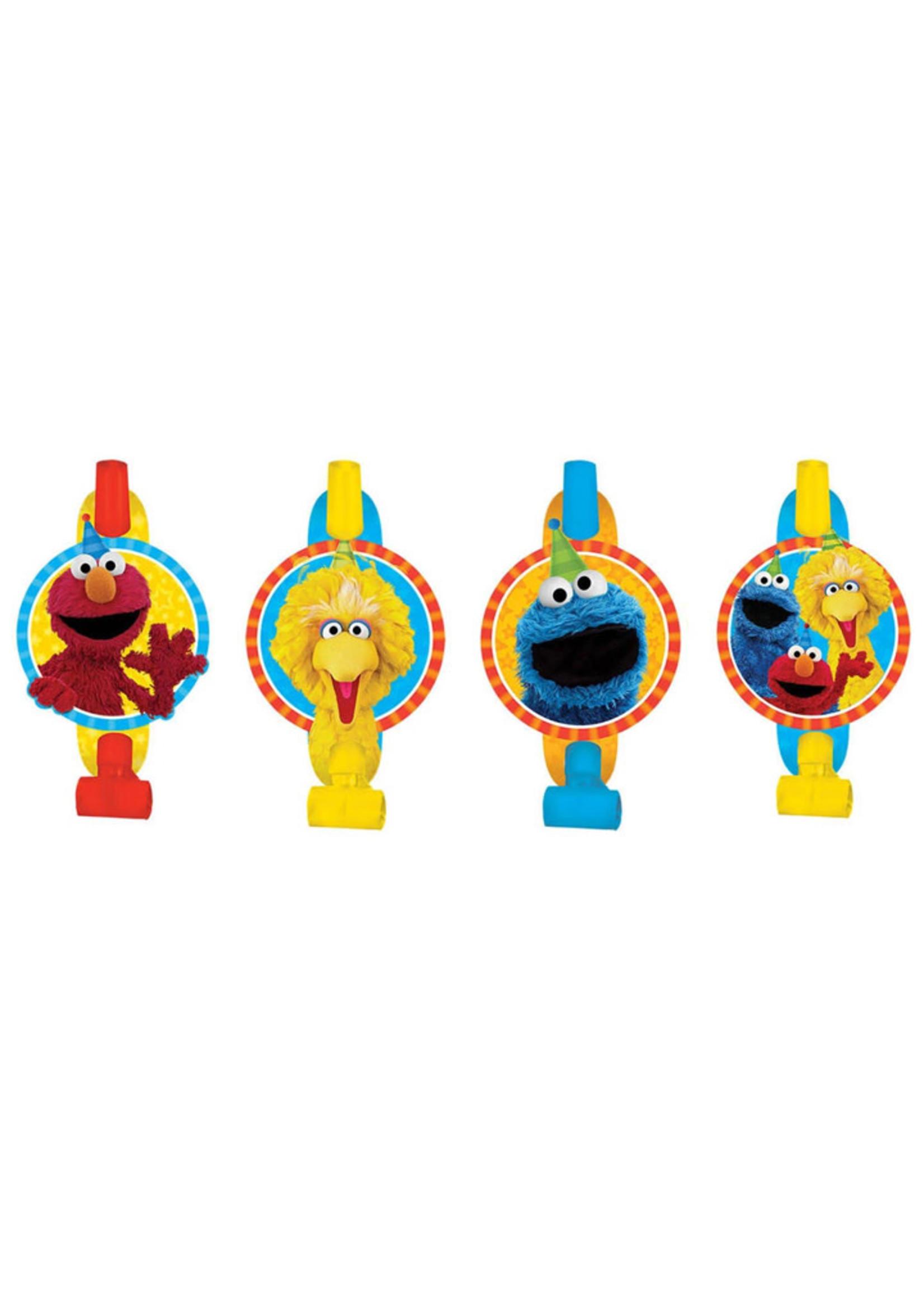 Sesame Street Blowouts - 8ct
