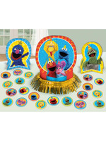 Sesame Street Table Decorating Kit