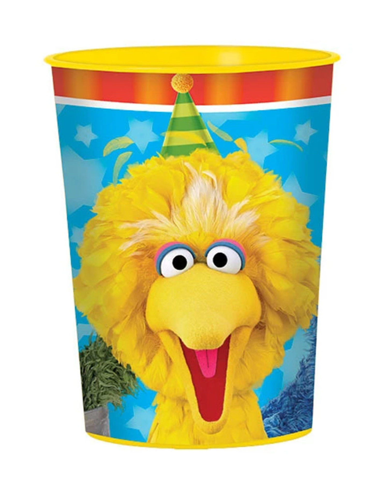 Sesame Street 16oz Plastic Favor Cup