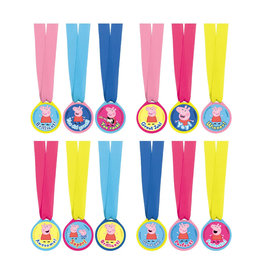 Peppa Pig Award Metals  - 12ct