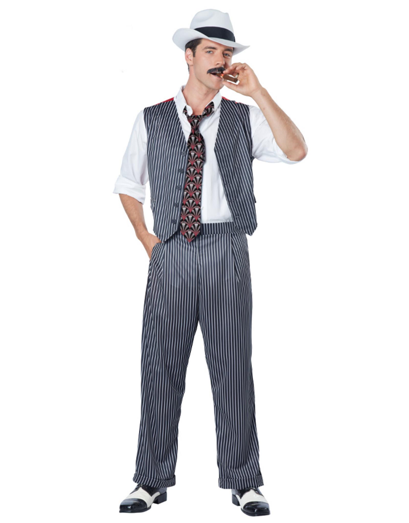 Mobster Costume - Men's