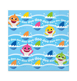 UNIQUE INDUSTRIES INC Baby Shark Luncheon Napkins - 16ct