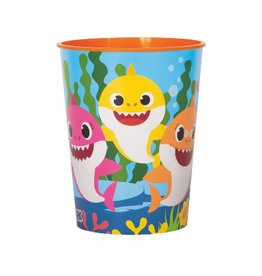 UNIQUE INDUSTRIES INC Baby Shark 16oz Favor Cup