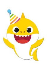 UNIQUE INDUSTRIES INC Baby Shark Invitations - 8ct