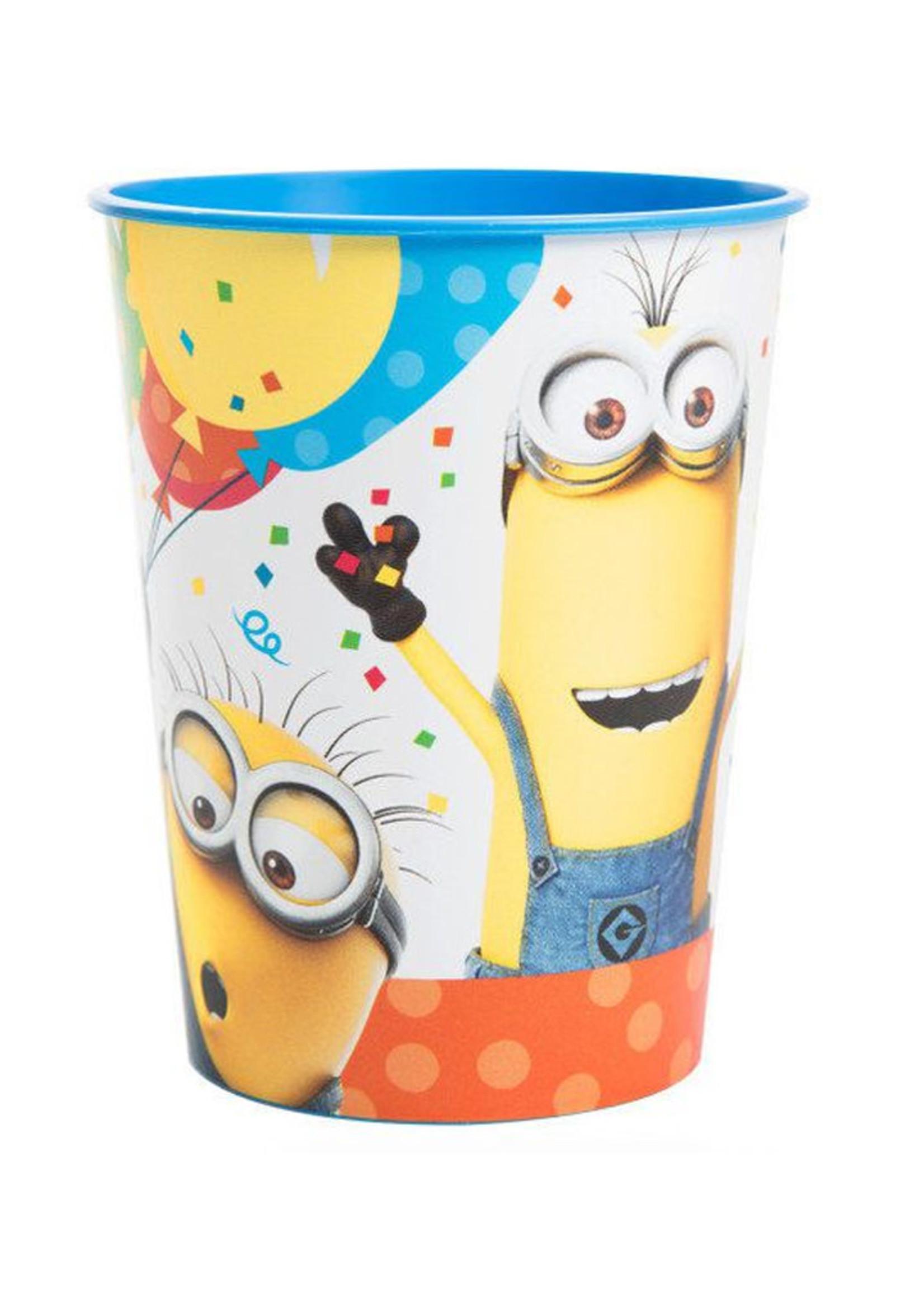 UNIQUE INDUSTRIES INC Despicable Me Minions 16oz Plastic Cups