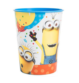 UNIQUE INDUSTRIES INC Despicable Me Minions 16oz Plastic Cups