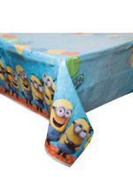 UNIQUE INDUSTRIES INC Despicable Me Minions Plastic Table Cover