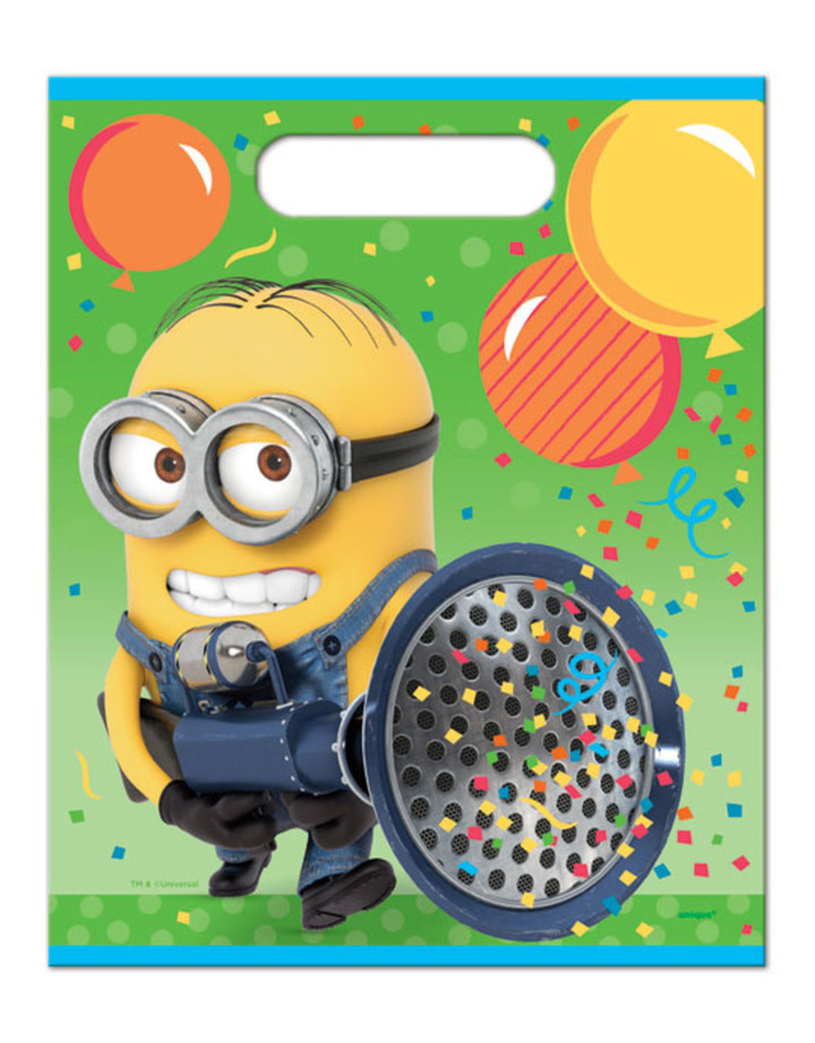 Despicable Me Minions Loot Bags - 8ct