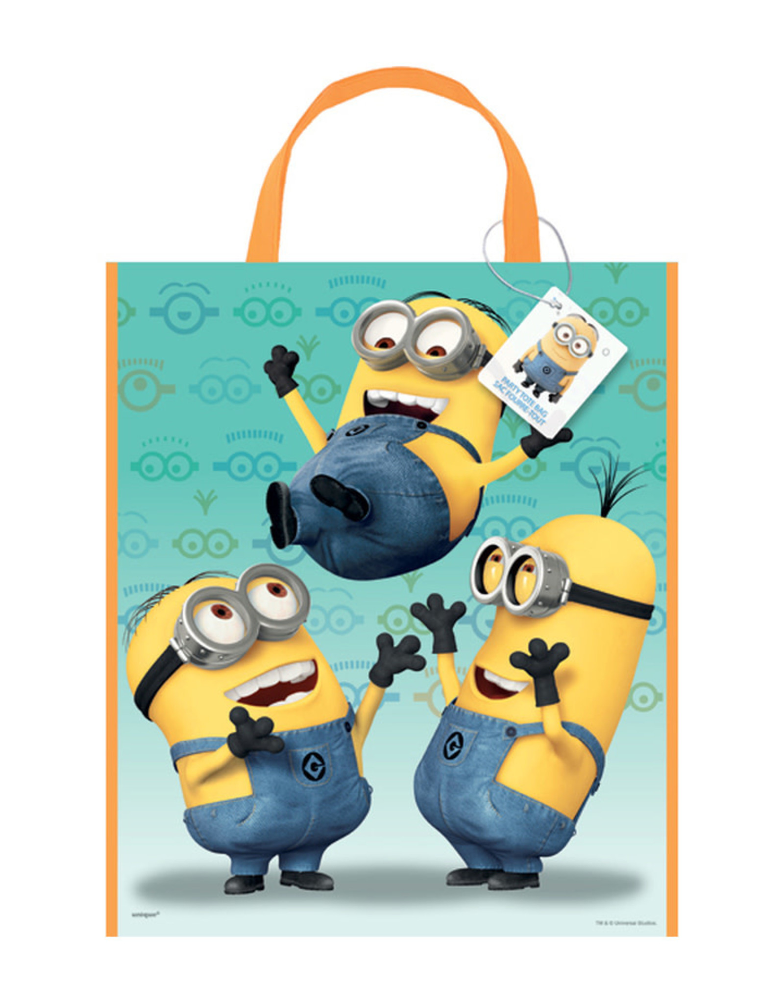 Despicable Me Minions Tote Bag