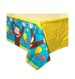 UNIQUE INDUSTRIES INC Curious George Table Cover