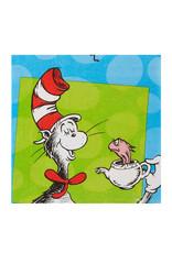 Dr. Seuss Luncheon Napkins - 16ct