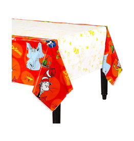 Dr. Seuss Plastic Table Cover