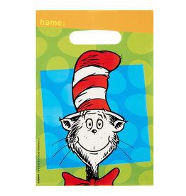 Dr. Seuss Favor Bags - 8ct