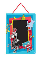Dr. Seuss Chalkboard Easel Sign