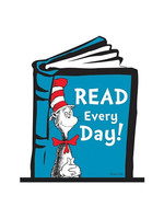 Dr. Seuss Desktop Base Reading Sign