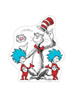 Dr. Seuss Small Cutout Decoration