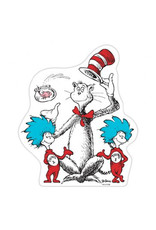 Dr. Seuss Small Cutout Decoration