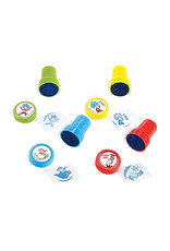 Dr. Seuss The Cat In The Hat Stamp Party Favors - 6ct