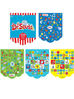 Dr. Seuss Sticker Book - 350 Stickers