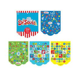 Dr. Seuss Sticker Book - 350 Stickers
