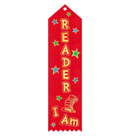Dr. Seuss Award Ribbons - 12ct