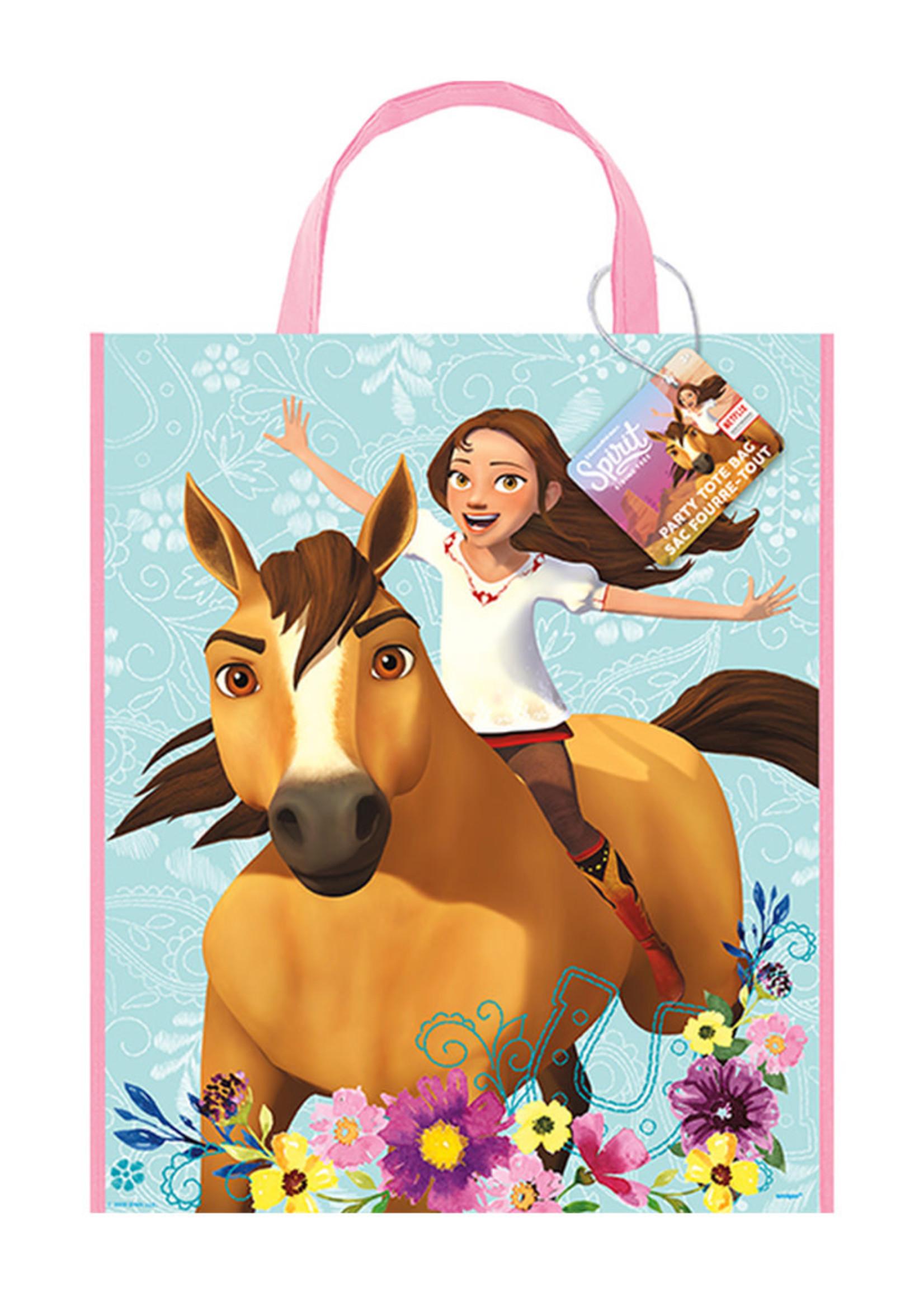 UNIQUE INDUSTRIES INC Spirit Riding Free Tote Bag