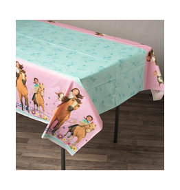 UNIQUE INDUSTRIES INC Spirit Riding Free Table Cover