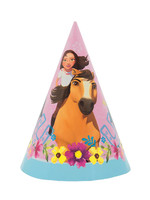 UNIQUE INDUSTRIES INC Spirit Riding Free Party Hats - 8ct