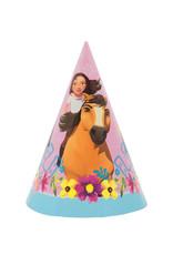 UNIQUE INDUSTRIES INC Spirit Riding Free Party Hats - 8ct