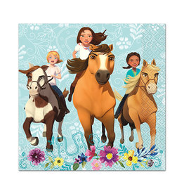 UNIQUE INDUSTRIES INC Spirit Riding Free Luncheon Napkins - 16ct