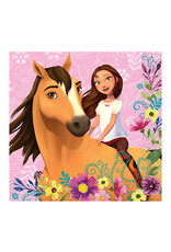 UNIQUE INDUSTRIES INC Spirit Riding Free Beverage Napkins - 16ct