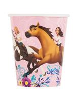 UNIQUE INDUSTRIES INC Spirit Riding Free Paper Cups - 8ct