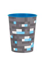 UNIQUE INDUSTRIES INC Minecraft 16oz Plastic Cup