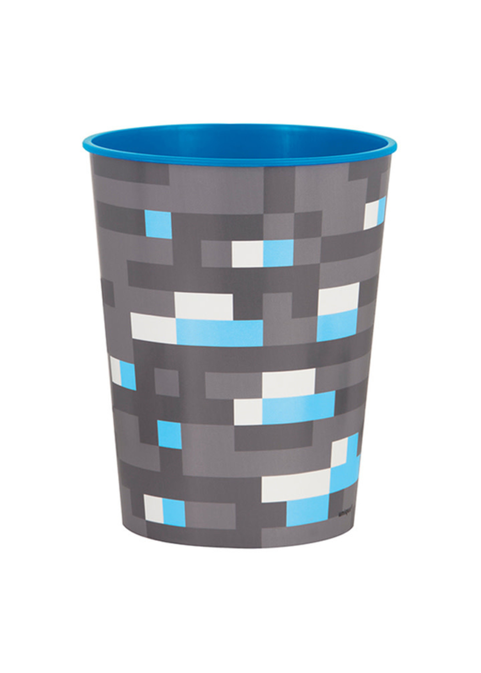 UNIQUE INDUSTRIES INC Minecraft 16oz Plastic Cup