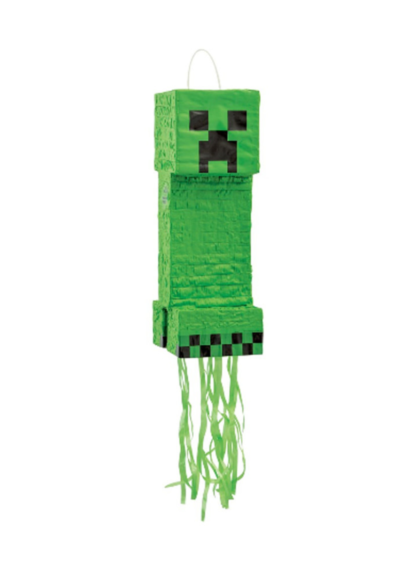 UNIQUE INDUSTRIES INC Minecraft 3D Pinata